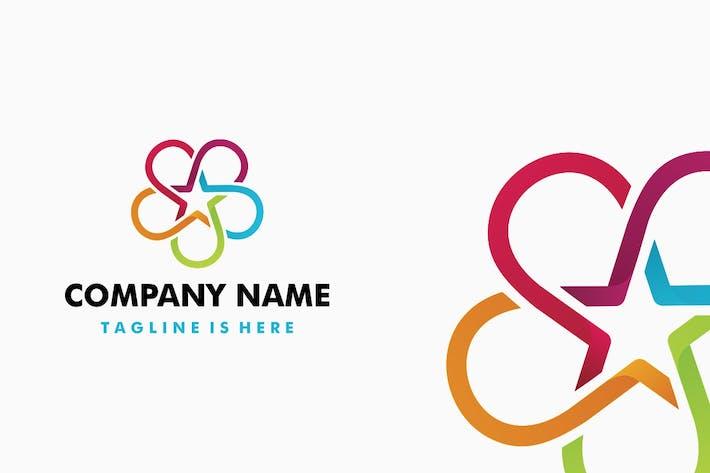 Thumbnail for Sternen-Blumen-Logo