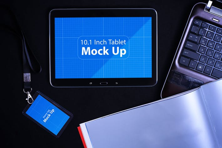 Thumbnail for Tablet MockUp V.1
