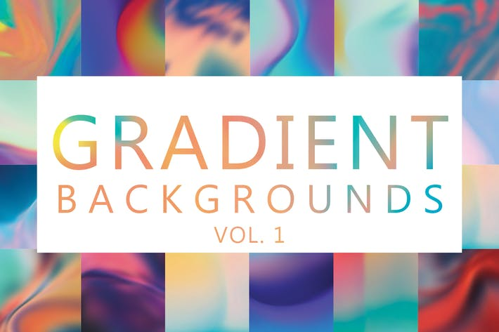 Thumbnail for Gradient Backgrounds 1