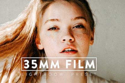 10 35mm Film Lightroom Presets
