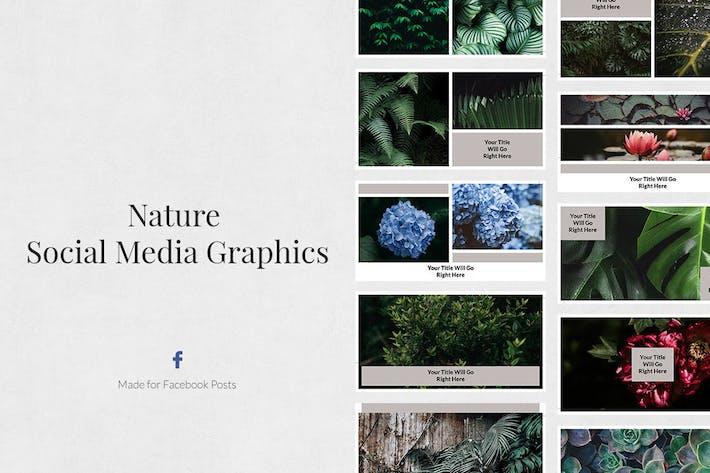 Nature Facebook Posts