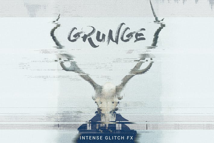 Thumbnail for Grunge | Glitch Photo FX