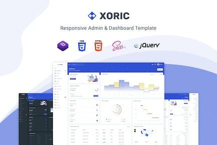 Xoric - Admin & Dashboard Template