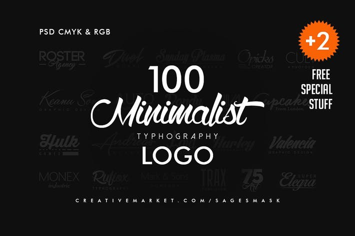 Thumbnail for Minimal Logo