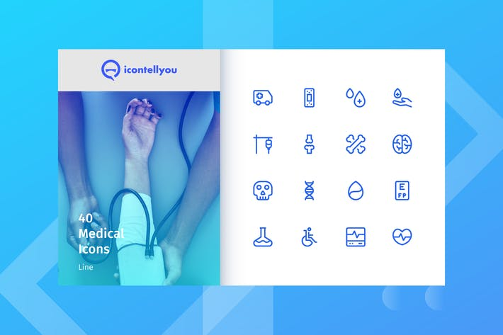 Thumbnail for Icontellyou - Medical (Line)