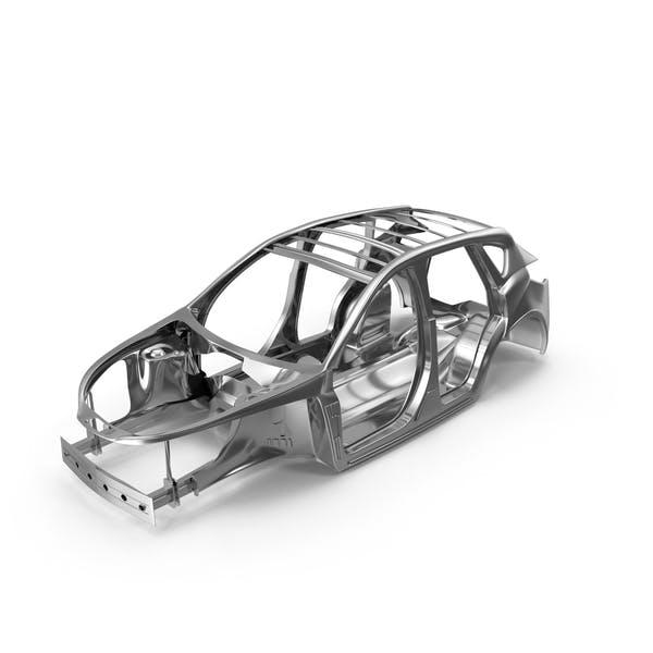 Рамка автомобиля