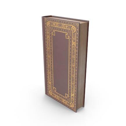 Libro clásico vertical