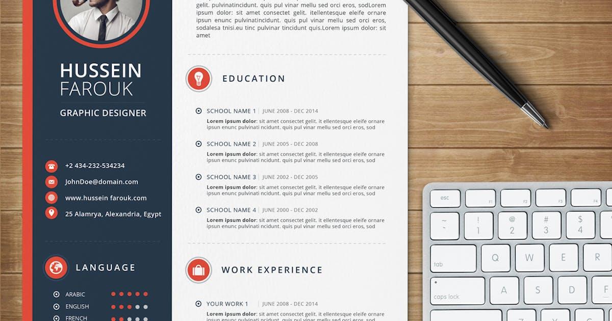 Download Modern Cv / Resume by Nody4Design