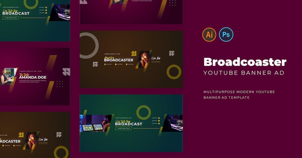 Download Broadcoaster Youtube Cover by karkunstudio