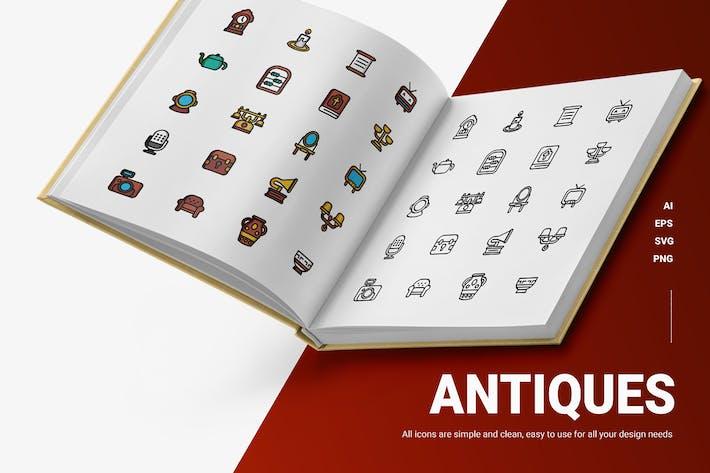 Antiquitäten - Icons