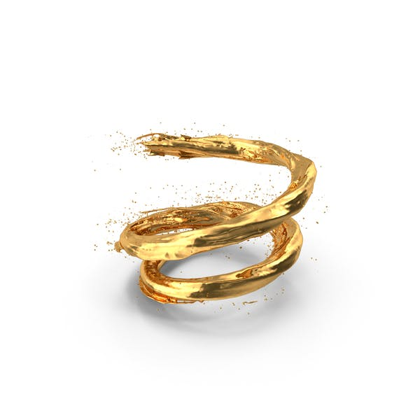 Thumbnail for Gold Vortex