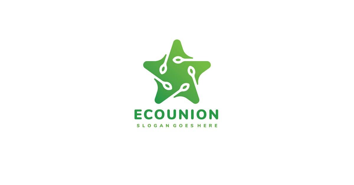 Download Eco Star Logo by 3ab2ou