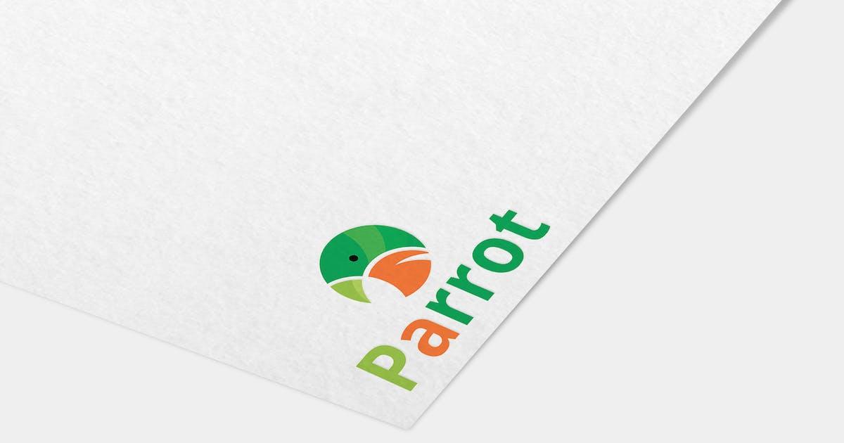 Download Parrot Logo Template by RetroBox