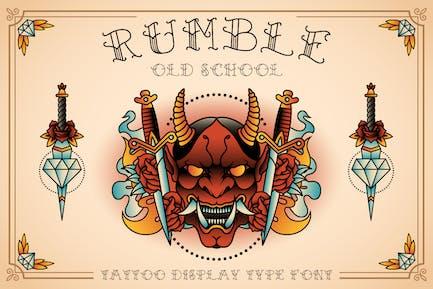 Rumble Old School