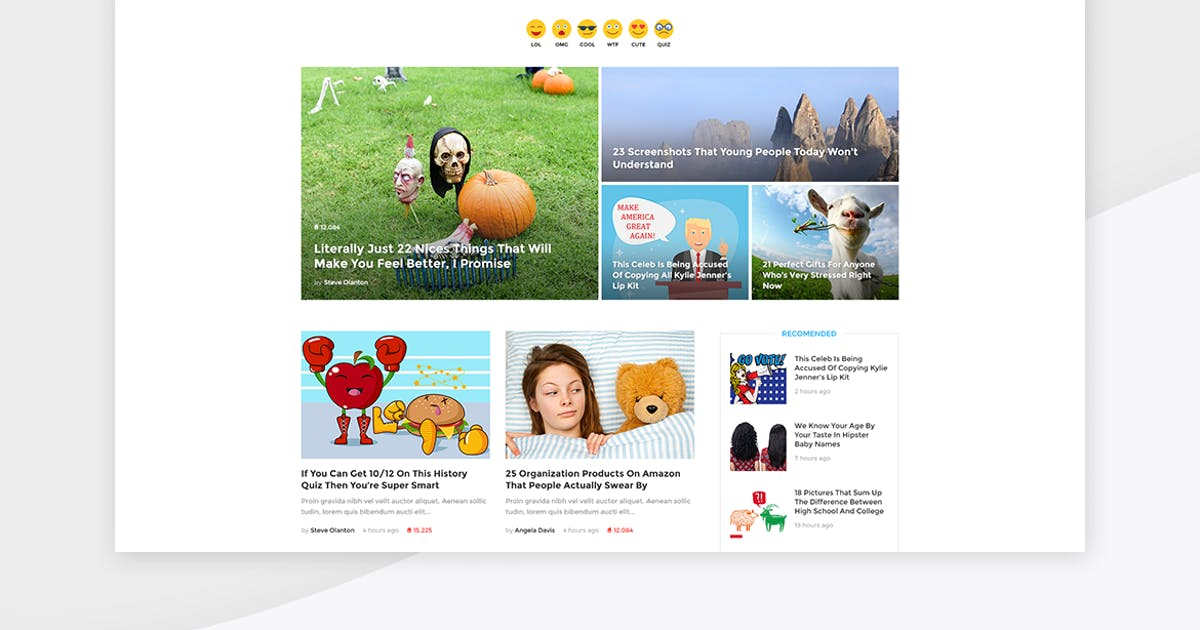 Download TheRespek - Viral Magazine Template by Unknow