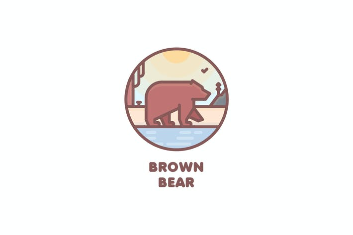 Thumbnail for Brown Bear