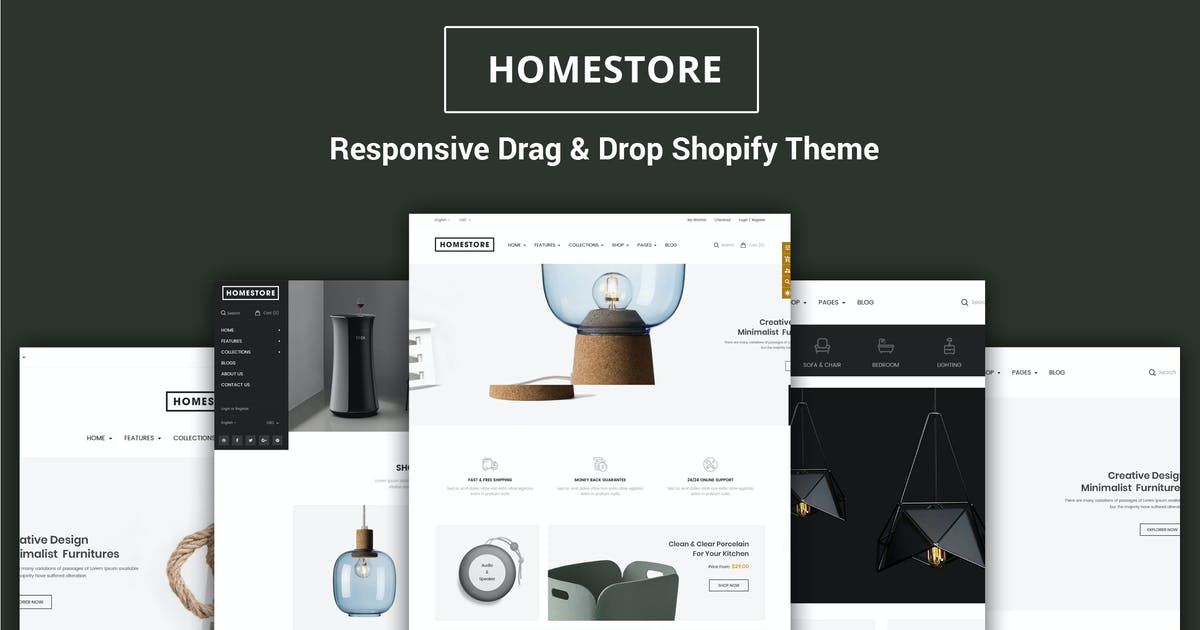 Download HomeStore - Furniture Sections Shopify Theme by magentech