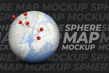 Sphere Map Mockup