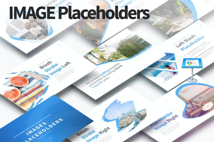 Thumbnail for IMAGE - Placeholders Keynote Slides