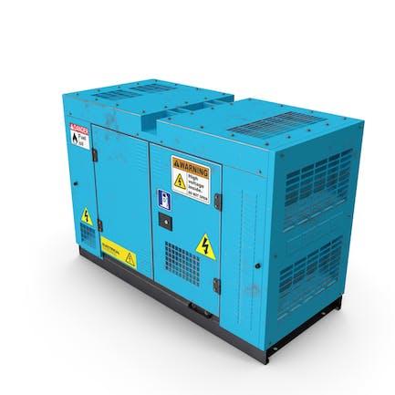 Power Generator Blue Used