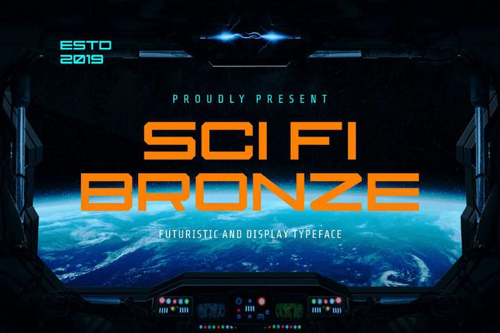 Thumbnail for Sci Fi Bronce