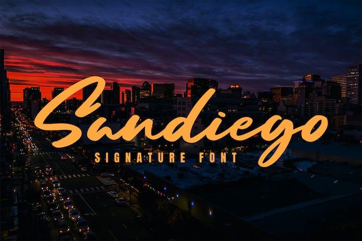 Thumbnail for Sandiego