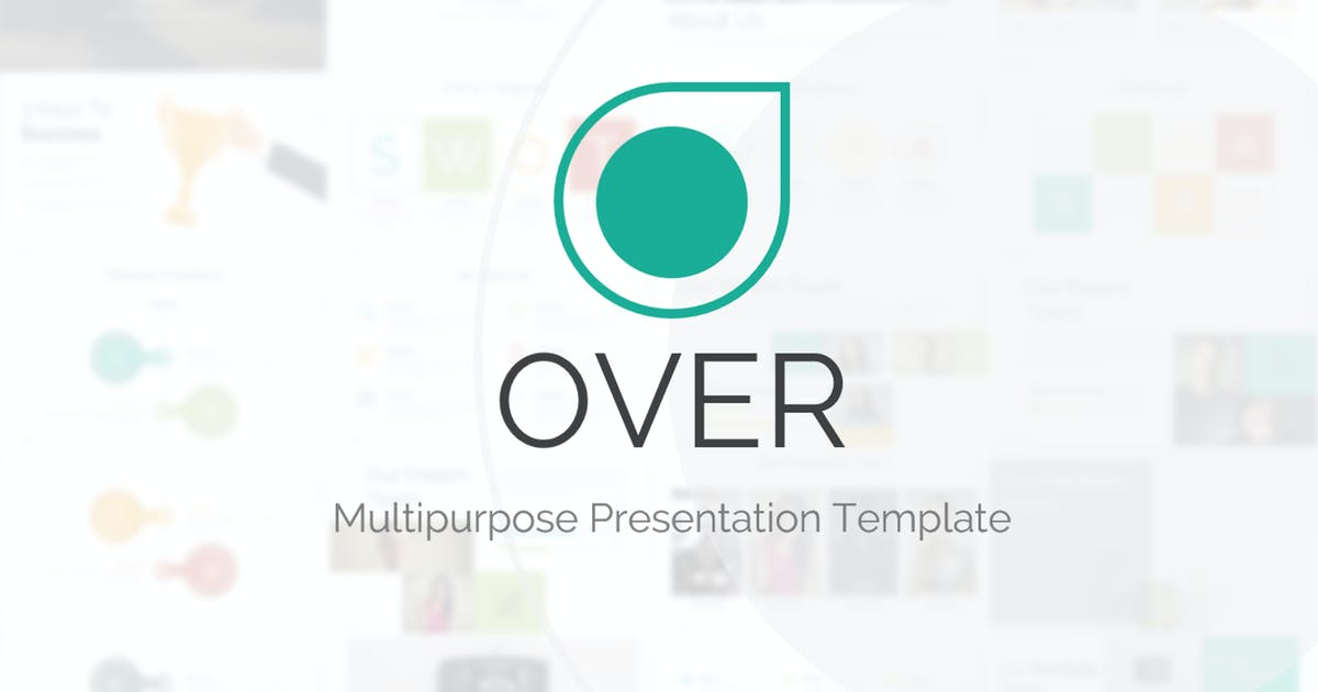 Download Over - Keynote Template by inspirasign