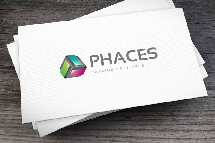 Thumbnail for Triphaces Logo Template