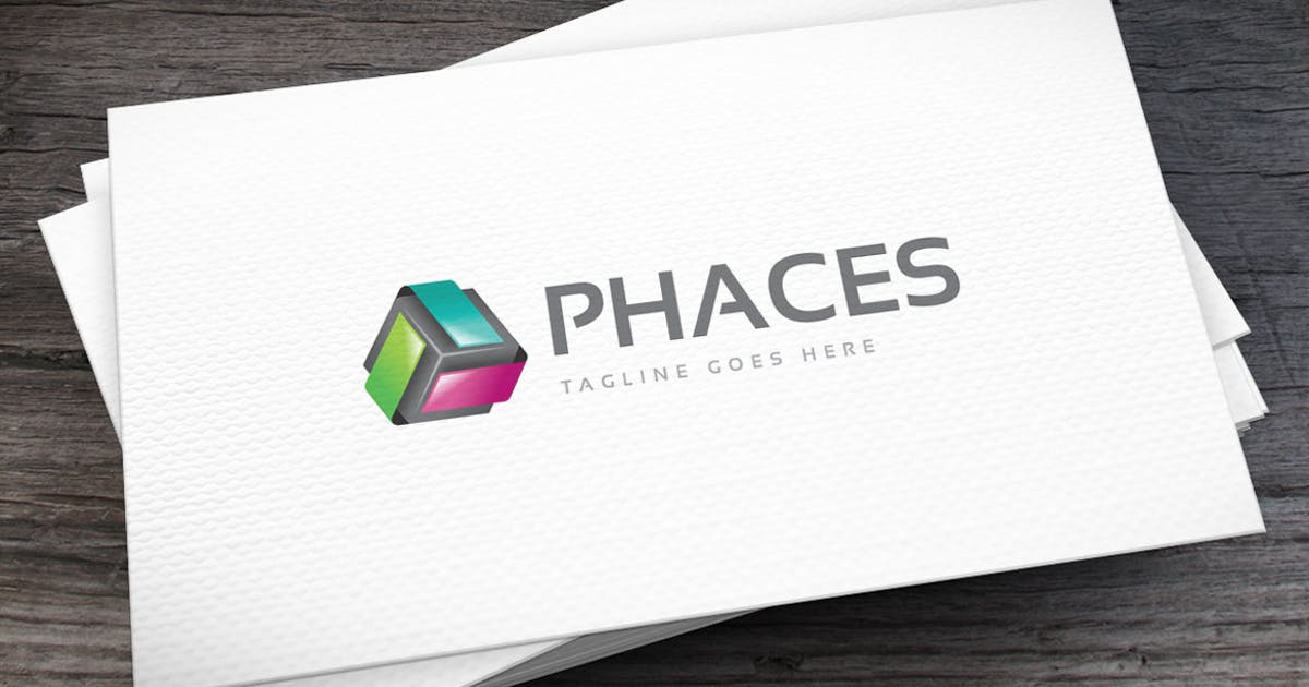 Download Triphaces Logo Template by empativo