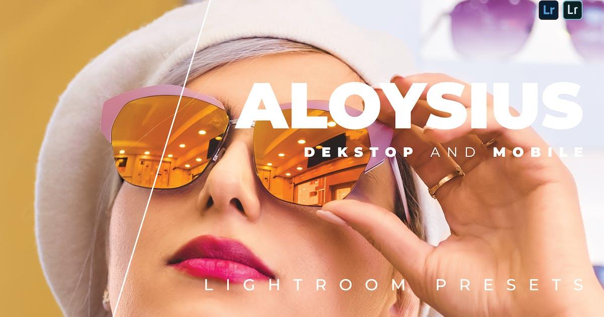 Download Aloysius Desktop and Mobile Lightroom Preset by Bangset