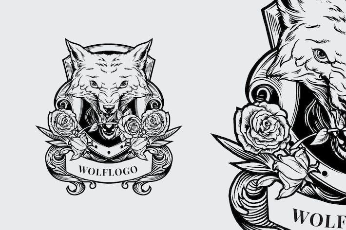 Thumbnail for Wolf Vintage Logo