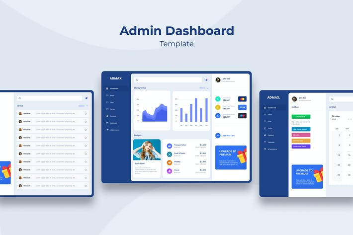 Thumbnail for Admin Templates
