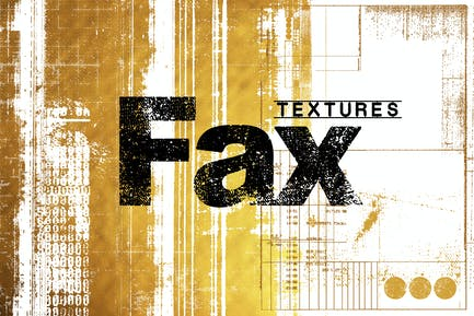 Faxtexturen - Vektor & PNG