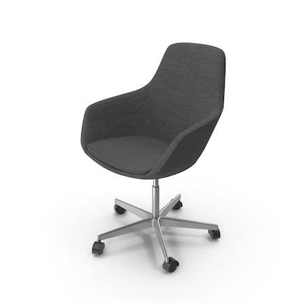 Dark Swivel Chair