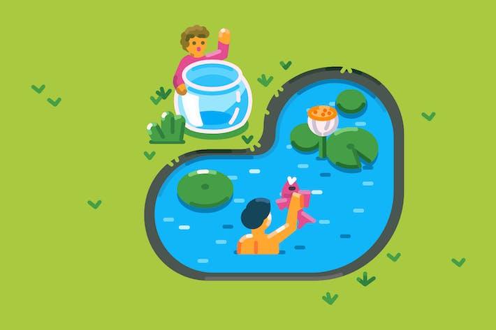 Thumbnail for pond