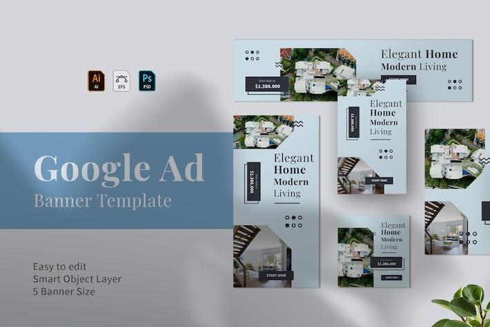 Thumbnail for Google Ads Web Banner 07