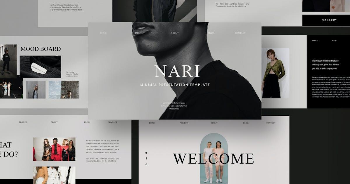 Download Nari Powerpoint Template by axelartstudio