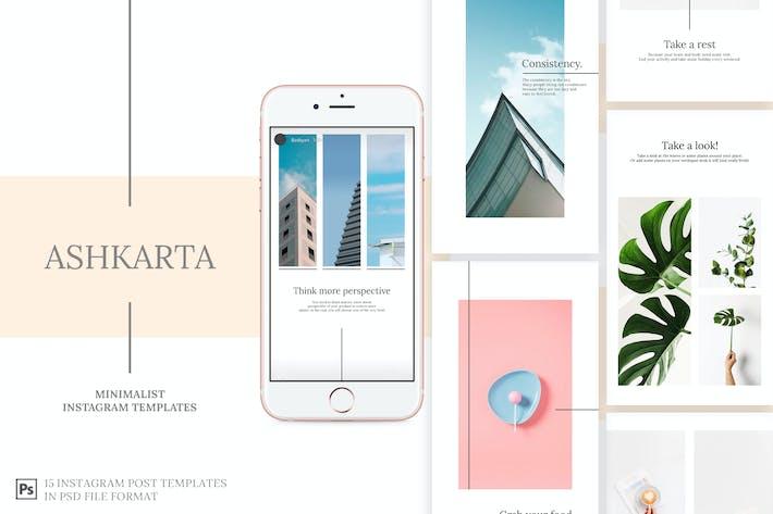 Thumbnail for Ashkarta Instagram Stories