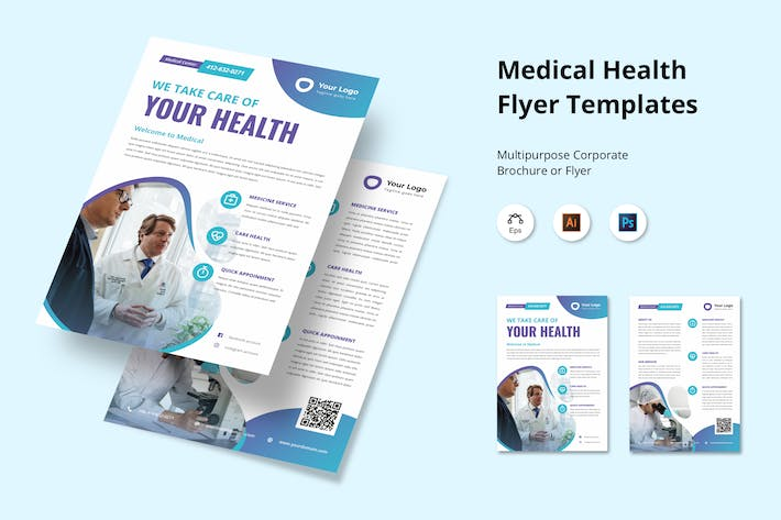 Thumbnail for Medical Flyer