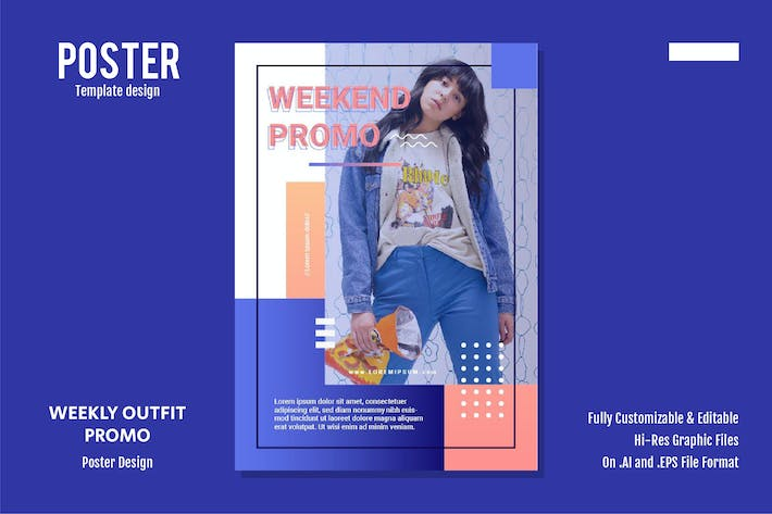Weekly Outfit Promo