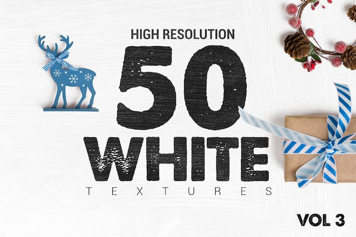 Thumbnail for Bundle White Textures Vol3 x50