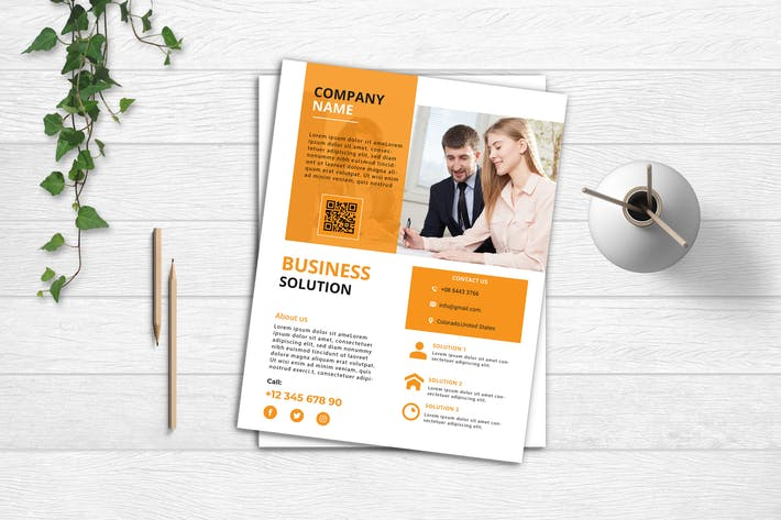 Thumbnail for Business Flyer 5