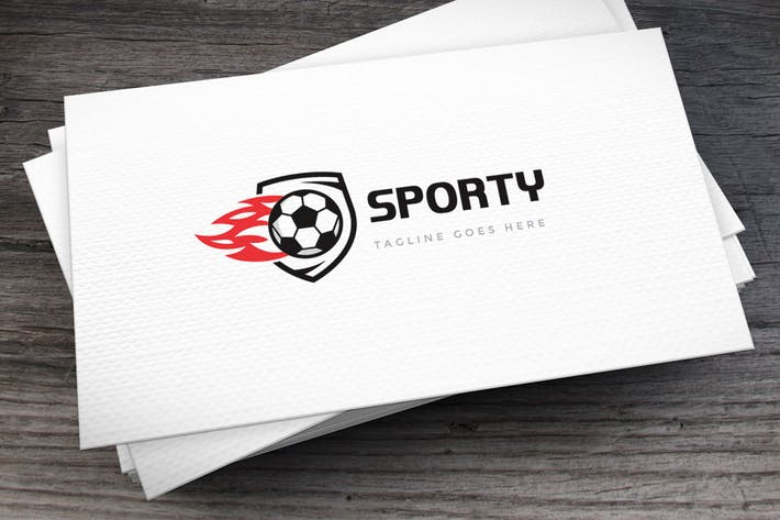 Thumbnail for Sport Fire Logo Template