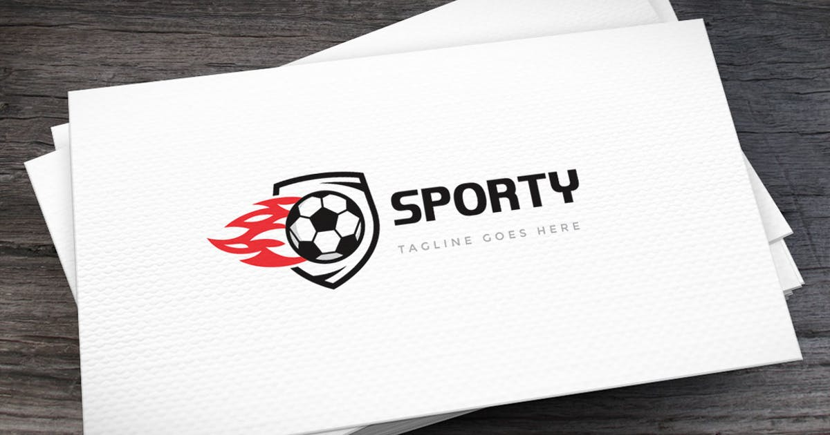 Download Sport Fire Logo Template by empativo