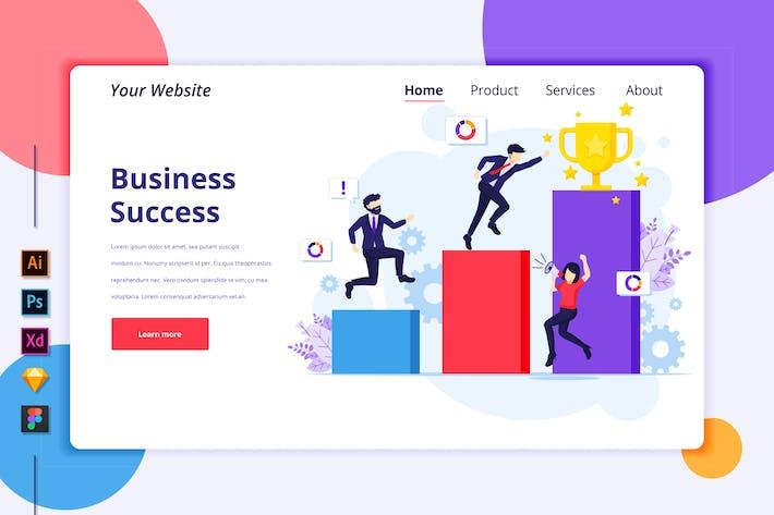 Business Achievement - Agnytemp