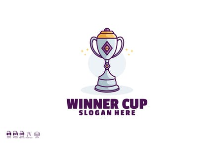 Winner cup logo