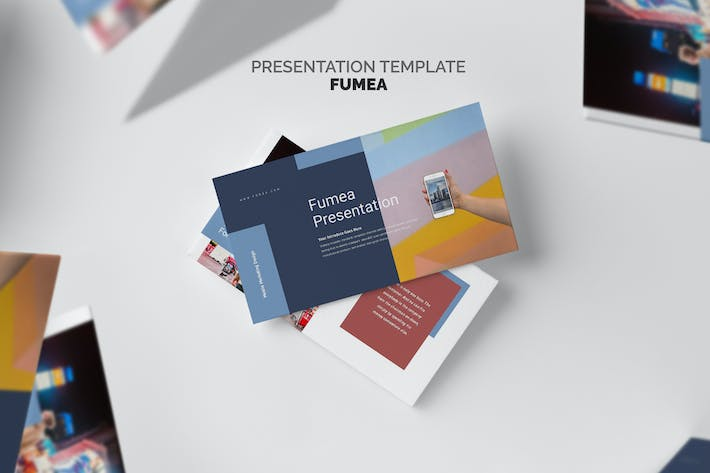 Thumbnail for Fumea : Mobile Marketing Proposal Google Slides