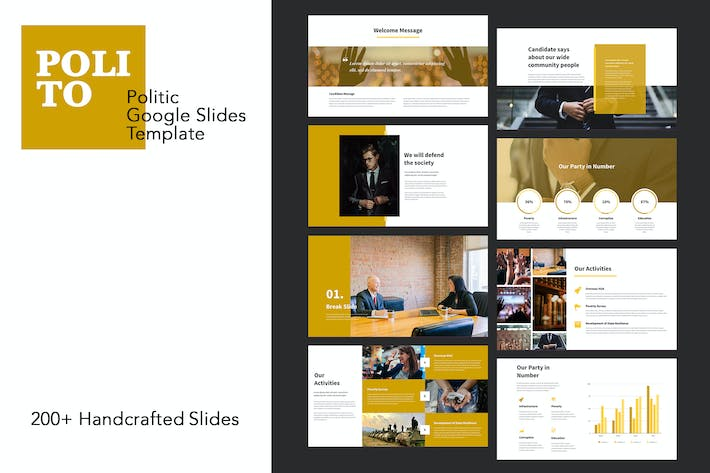 Thumbnail for Polito - Google Slides Präsentation