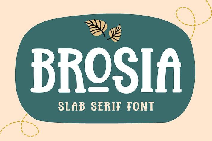 Thumbnail for Brasque de brosia