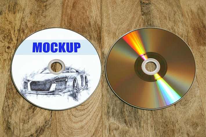 Thumbnail for Recto_Verso- Dvd-Cd-Disc_mockup